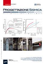 Visualizza N. 1 (2013): Progettazione Sismica