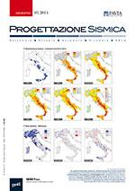 Visualizza N. 3 (2014): Progettazione Sismica